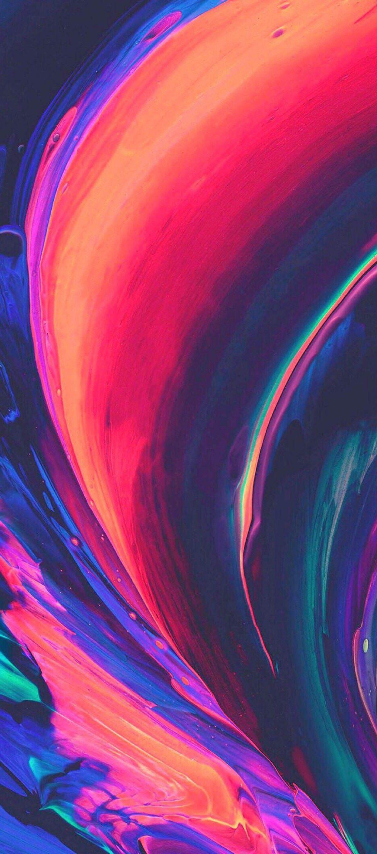 iPhone X Multicolor Wallpapers - Wallpaper Cave