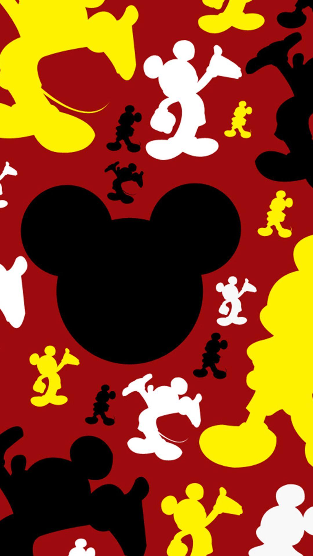 Wallpapers Mickey Mouse Wallpaper Cave