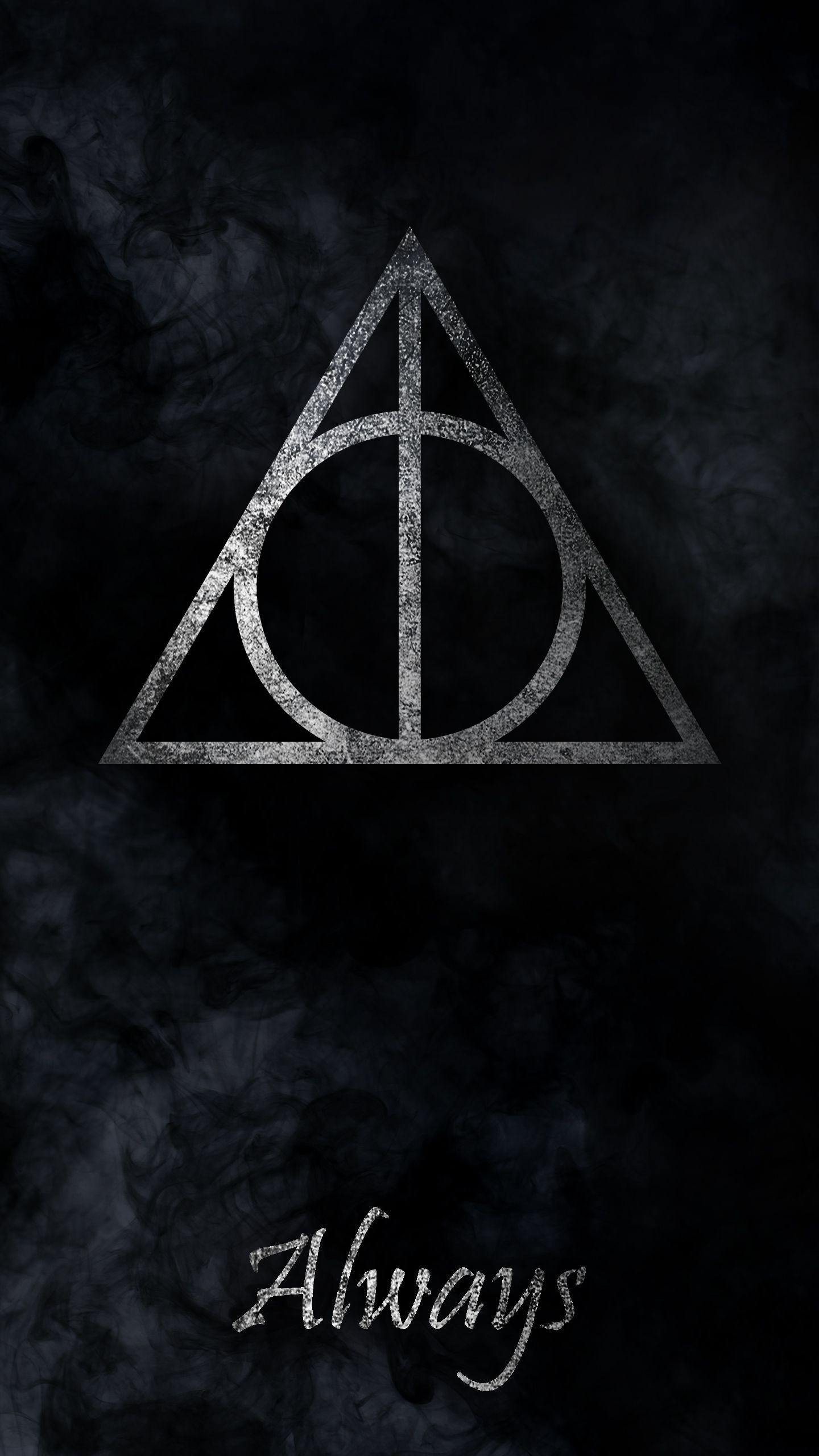 Harry Potter And The Deathly Hallows Phone Wallpaper