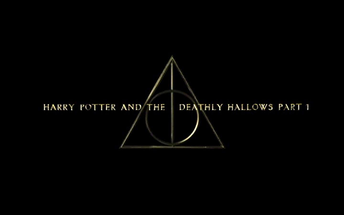 Deathly Hallows Symbol Wallpapers Wallpaper Cave