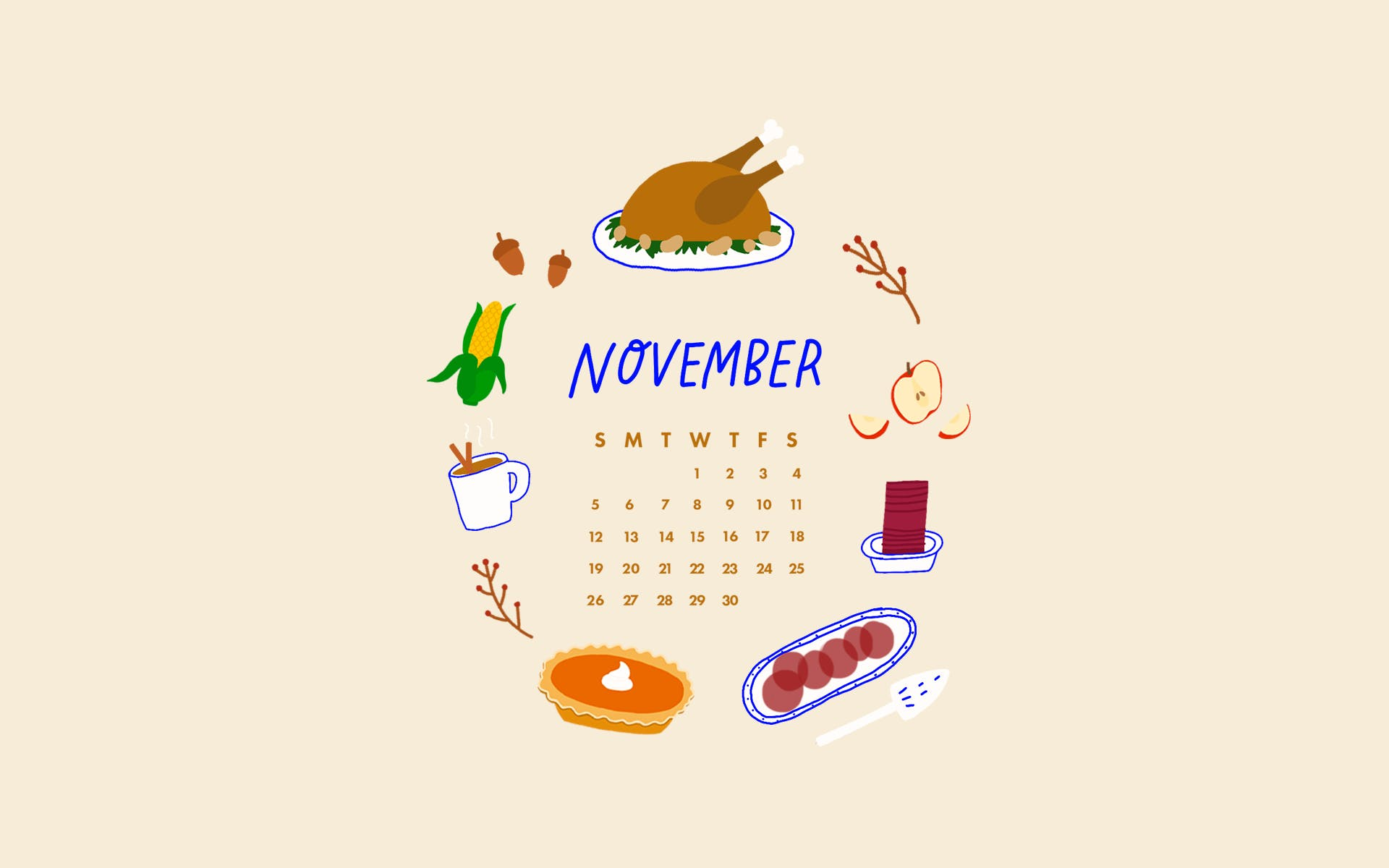 Thanksgiving 2019 Wallpapers Wallpaper Cave