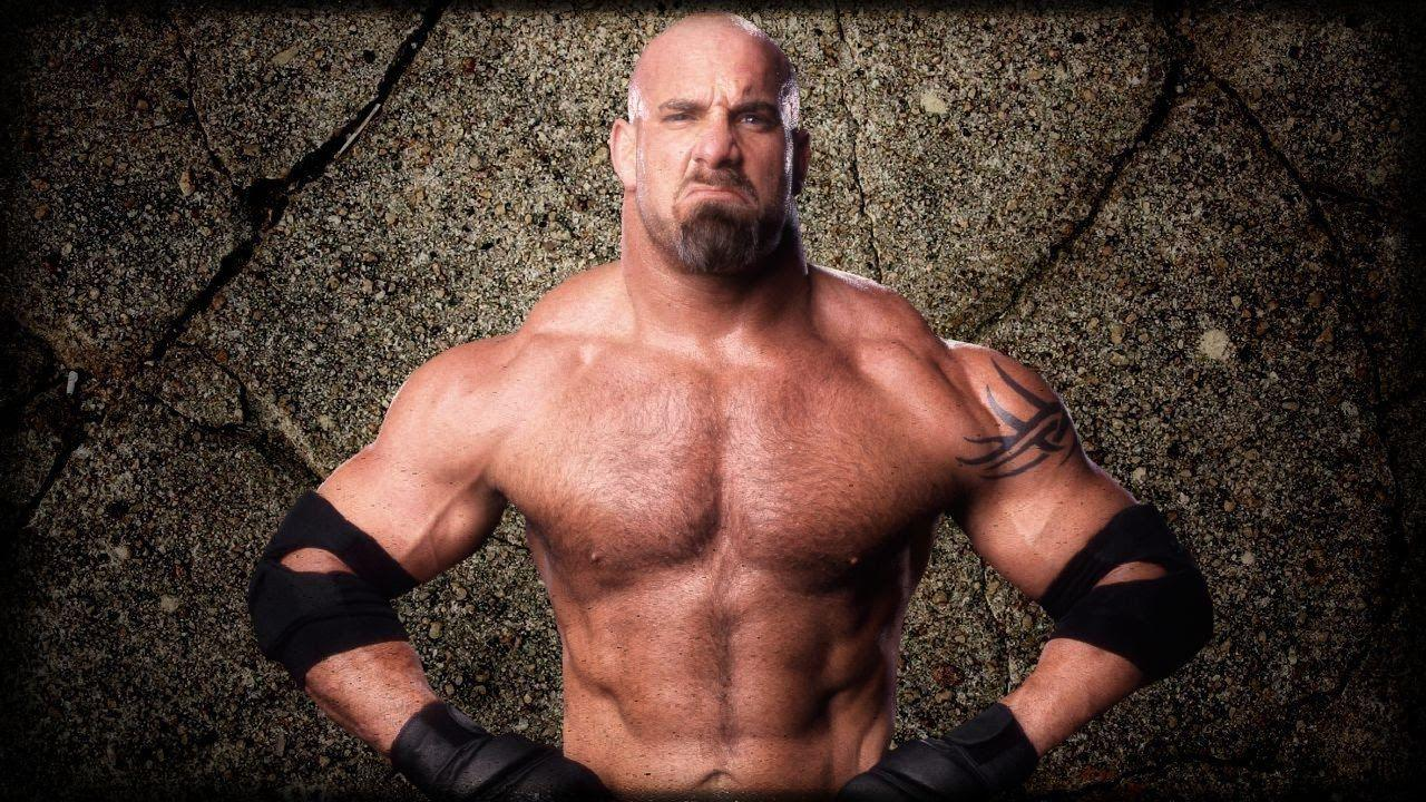 Wcw Goldberg Wallpapers - Wallpaper Cave