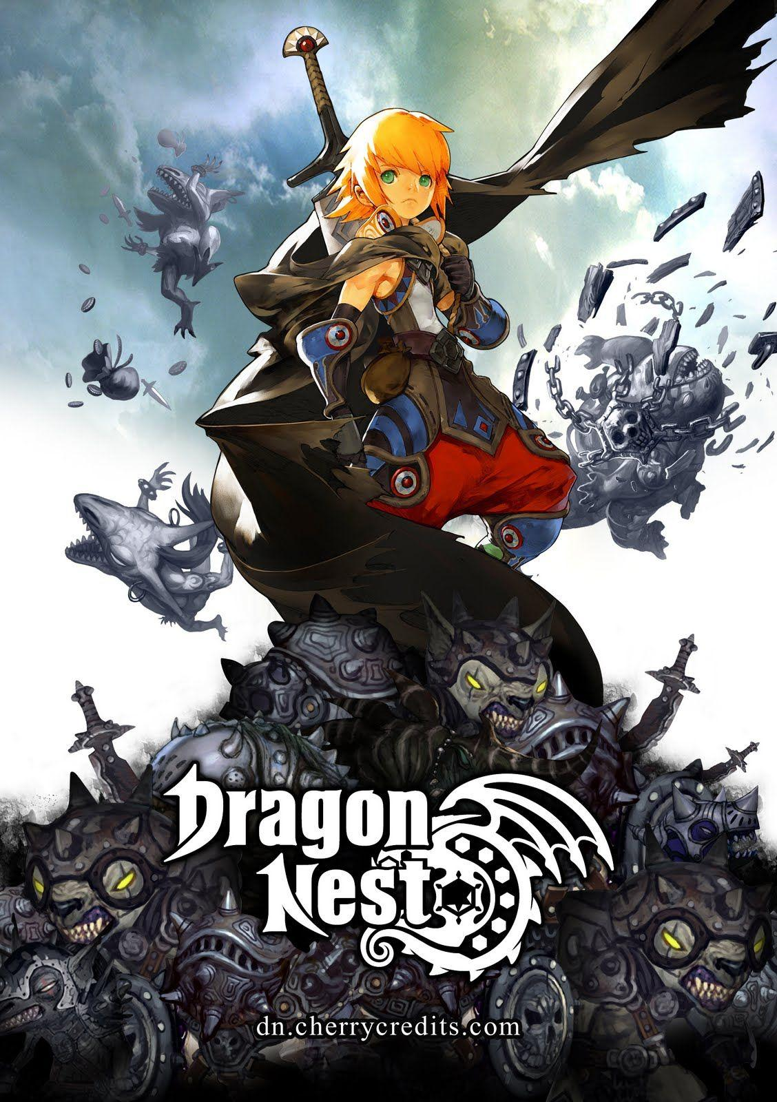 Dragon Nest Mobile Wallpapers - Wallpaper Cave