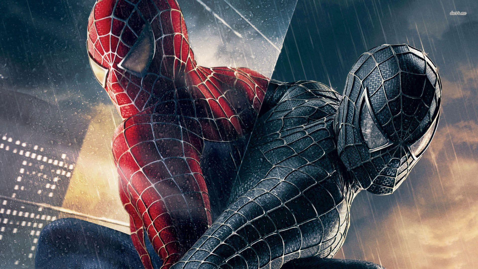 Spiderman 3 Wallpapers Collection