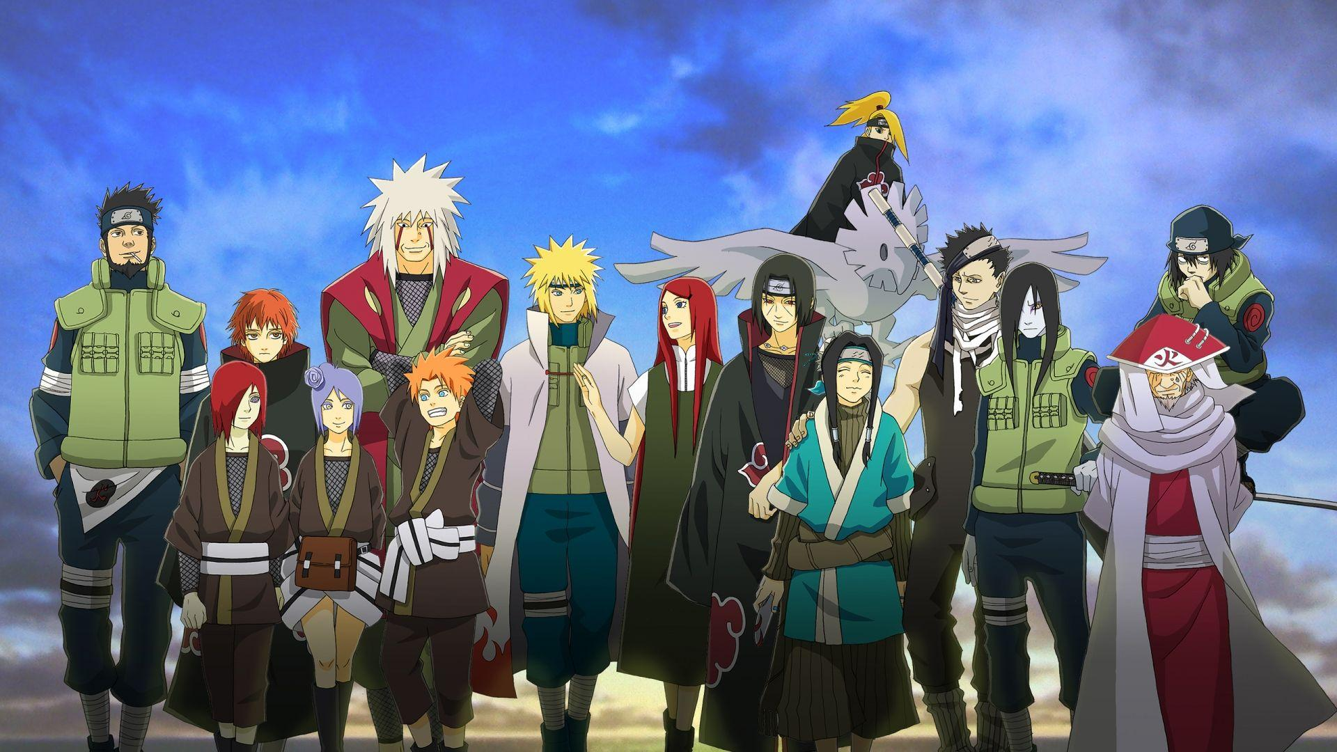 papersonal: Naruto Hd Wallpapers 1080p