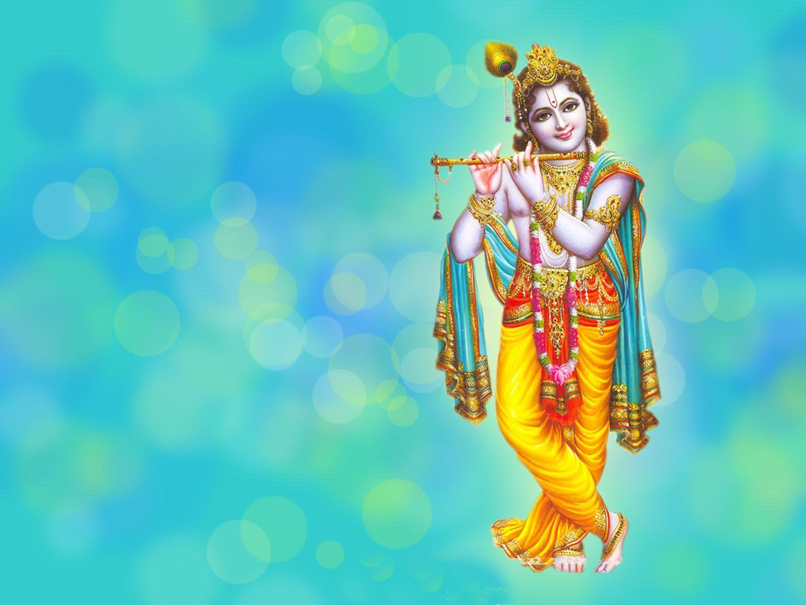 Shree Krishna Wallpapers Hd Wallpaper Cave
