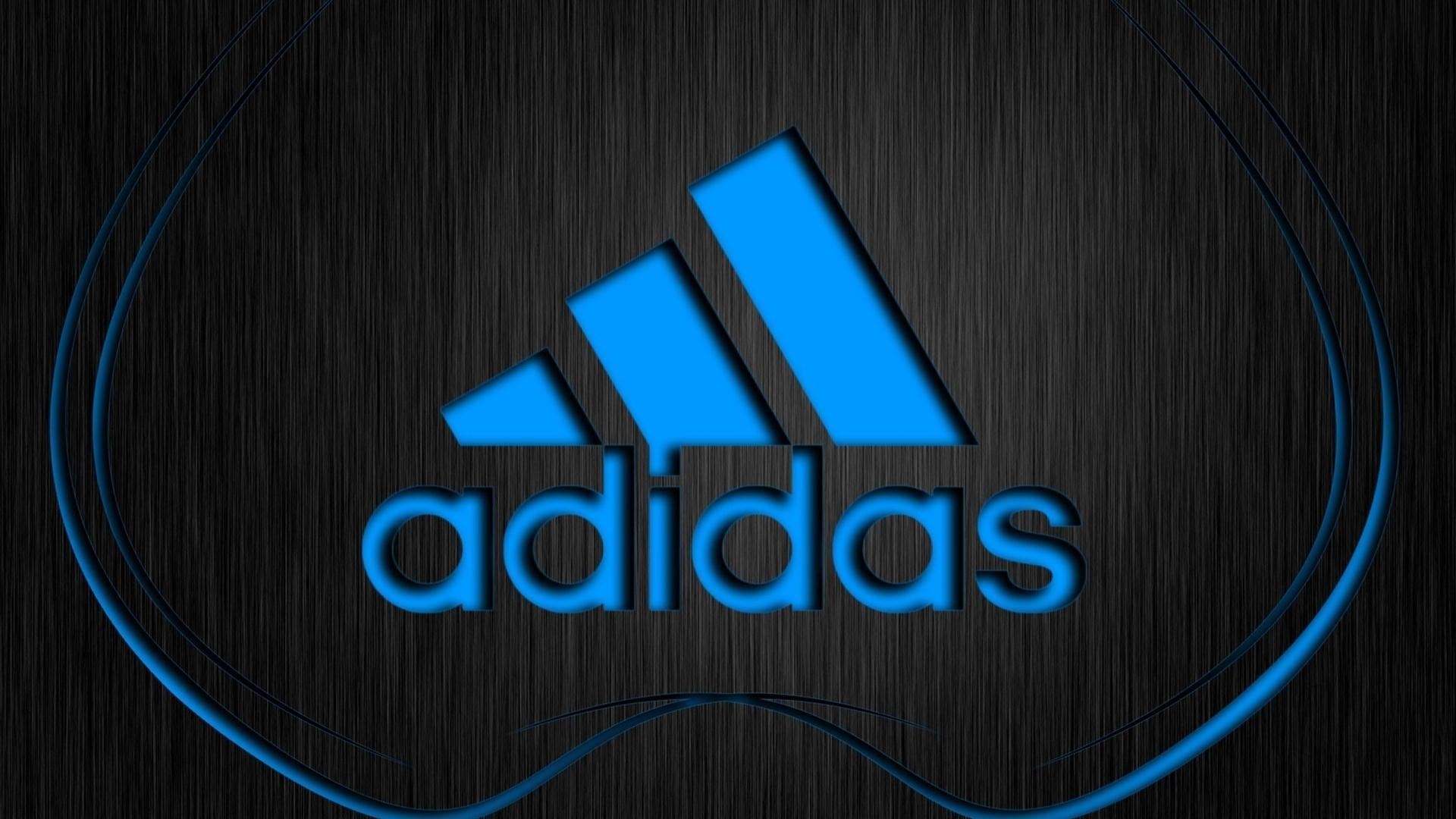 Adidas Logo Wallpapers Neon Wallpaper Cave