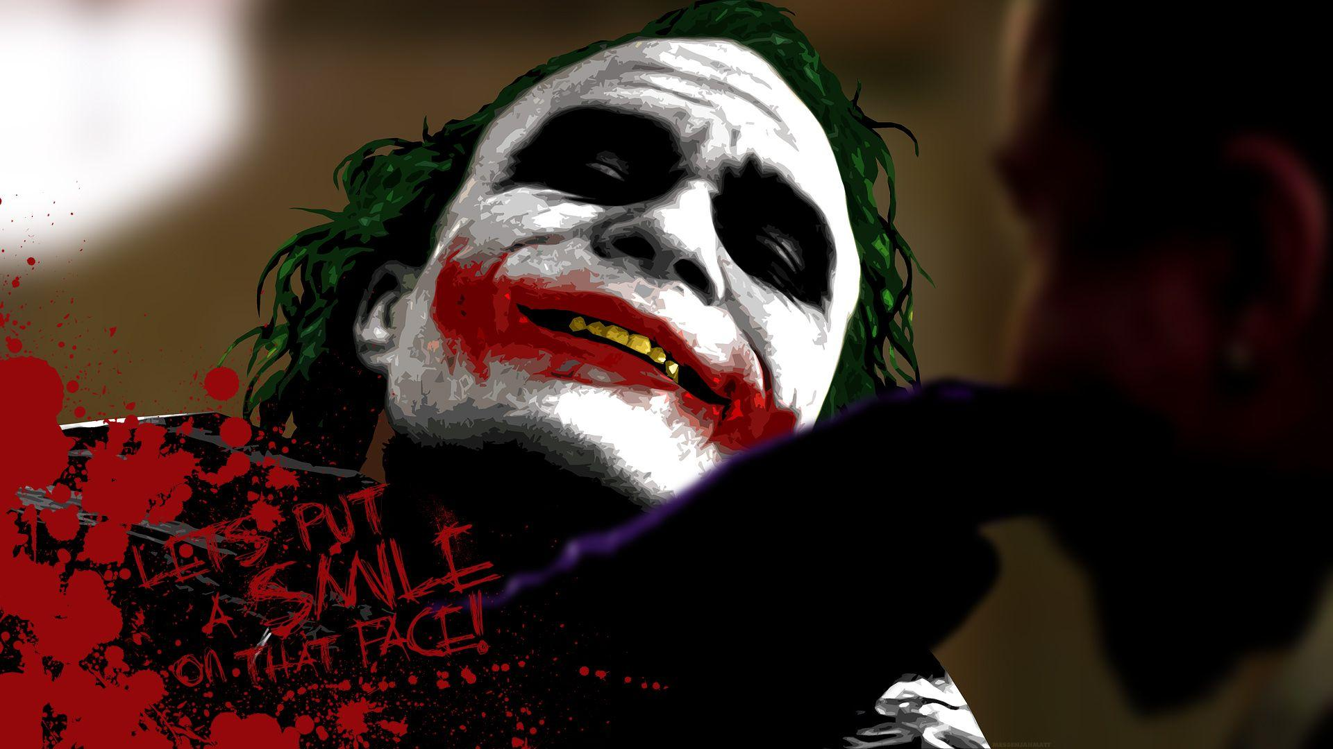 Batman Joker Hd Wallpapers Wallpaper Cave