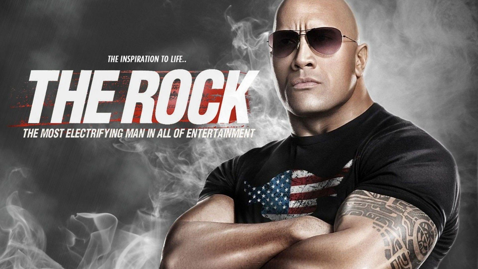 wwe rock wallpapers hd - wallpaper cave