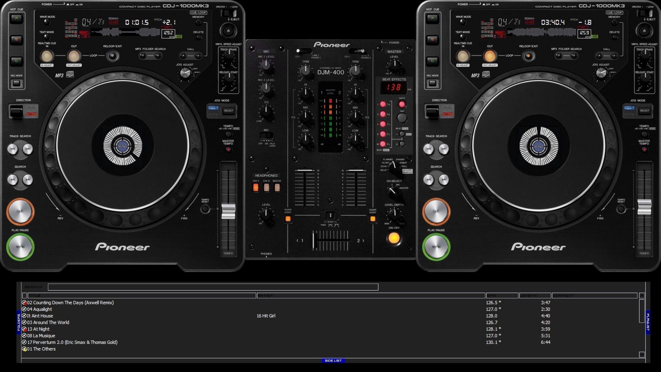 Virtual DJ Wallpapers HD Widescreen