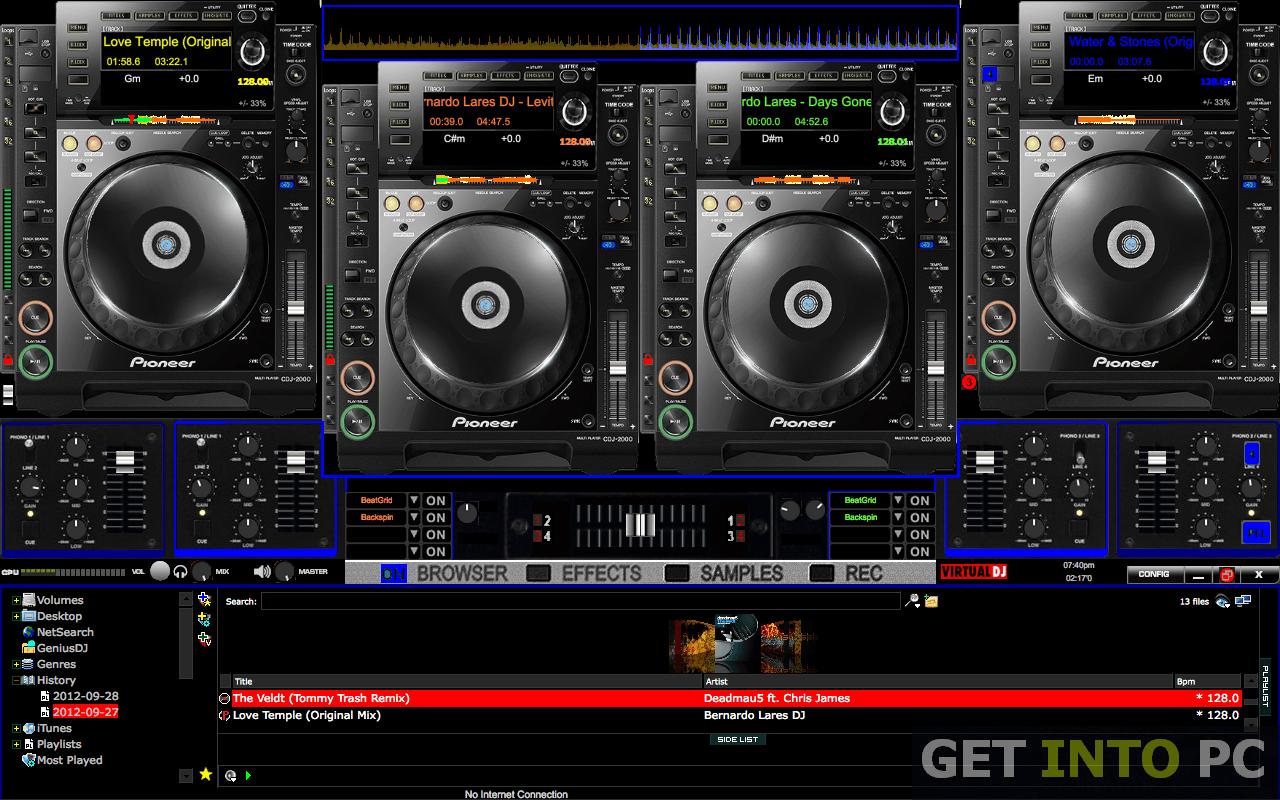 Virtual DJ Wallpapers HD Widescreen - Wallpaper Cave