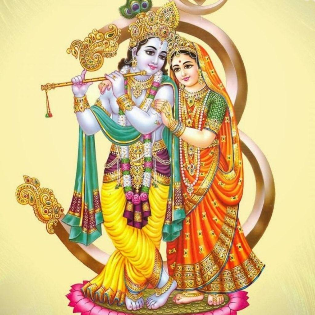Radha Krishna Wallpapers Hd Full Size Wallpaper Cave