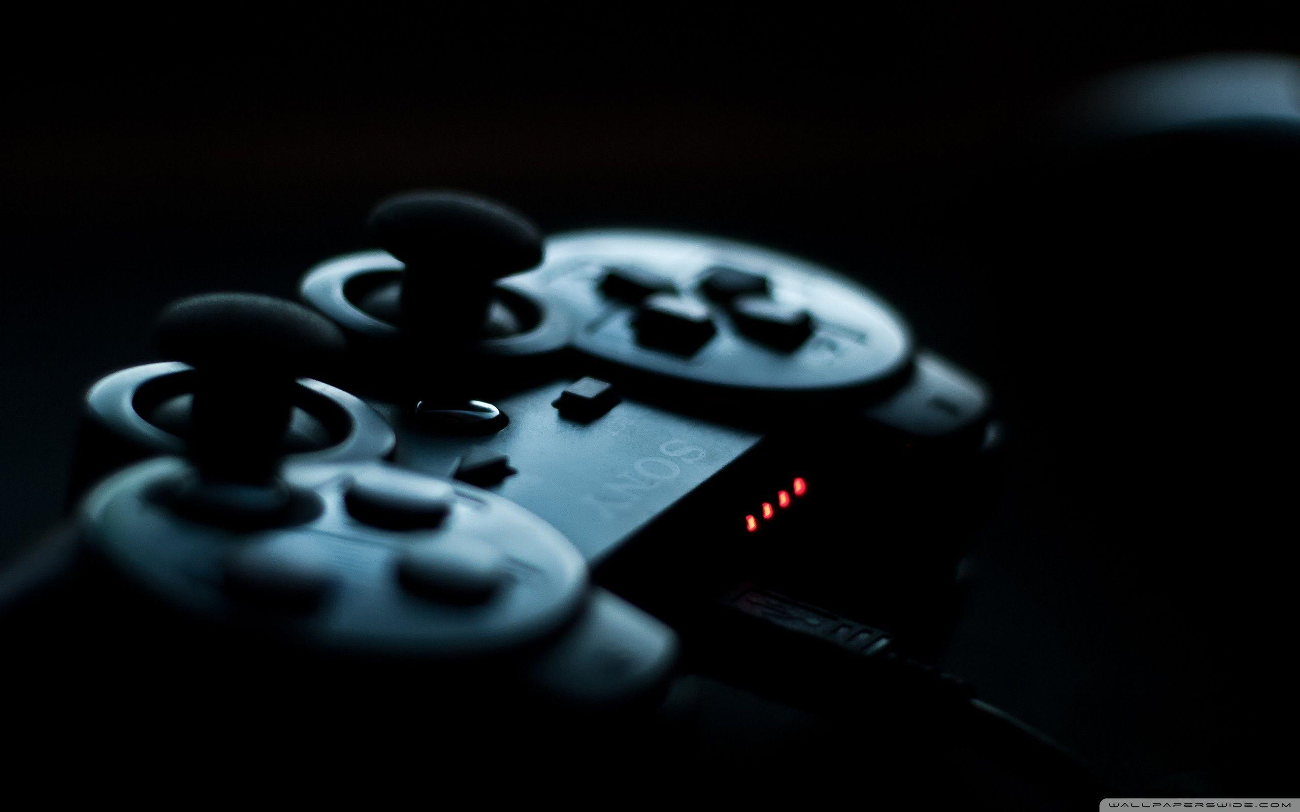 PS3 Controller in the Shadows ❤ 4K HD Desktop Wallpapers for 4K