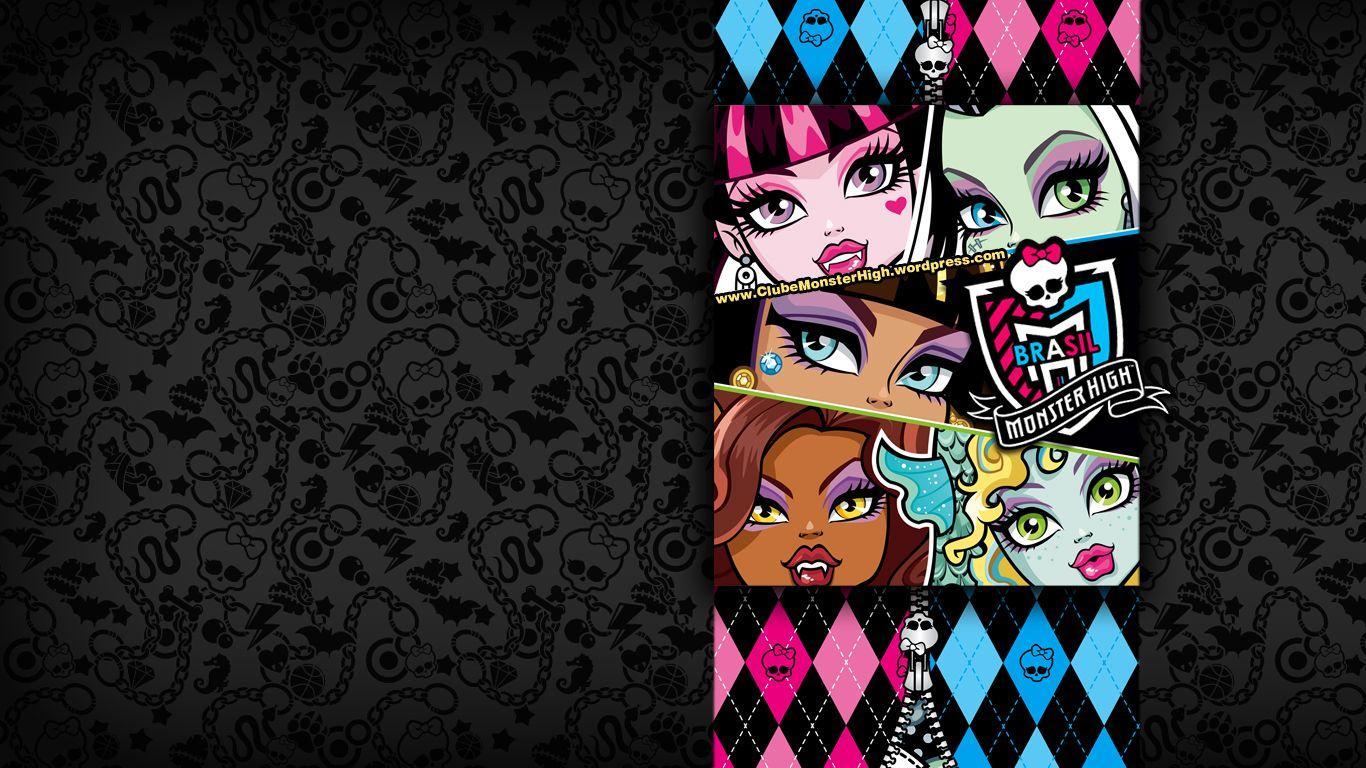 Monster High Wallpapers Wallpaper Cave