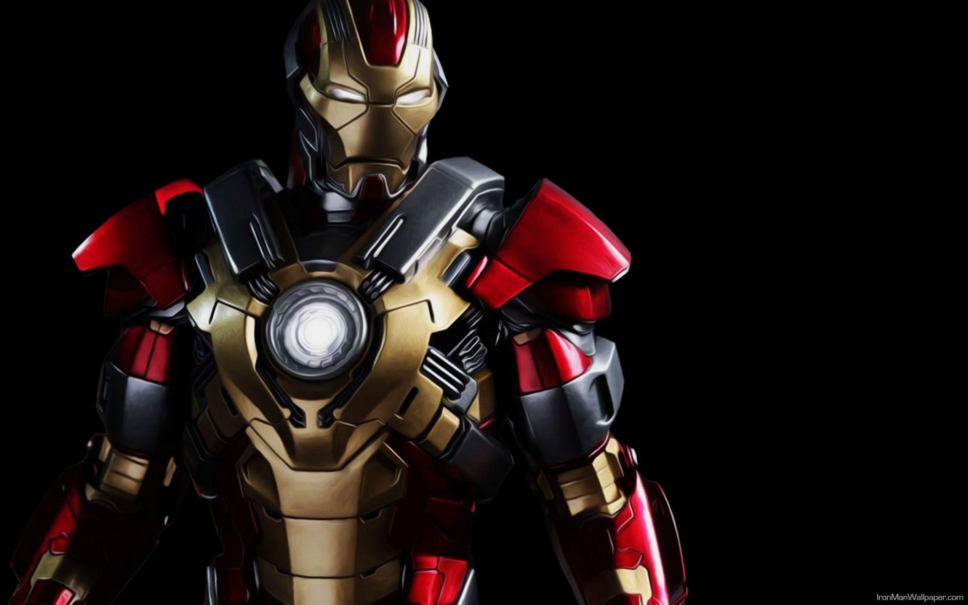 Iron Man Armor 1080p Hd Wallpapers Wallpaper Cave