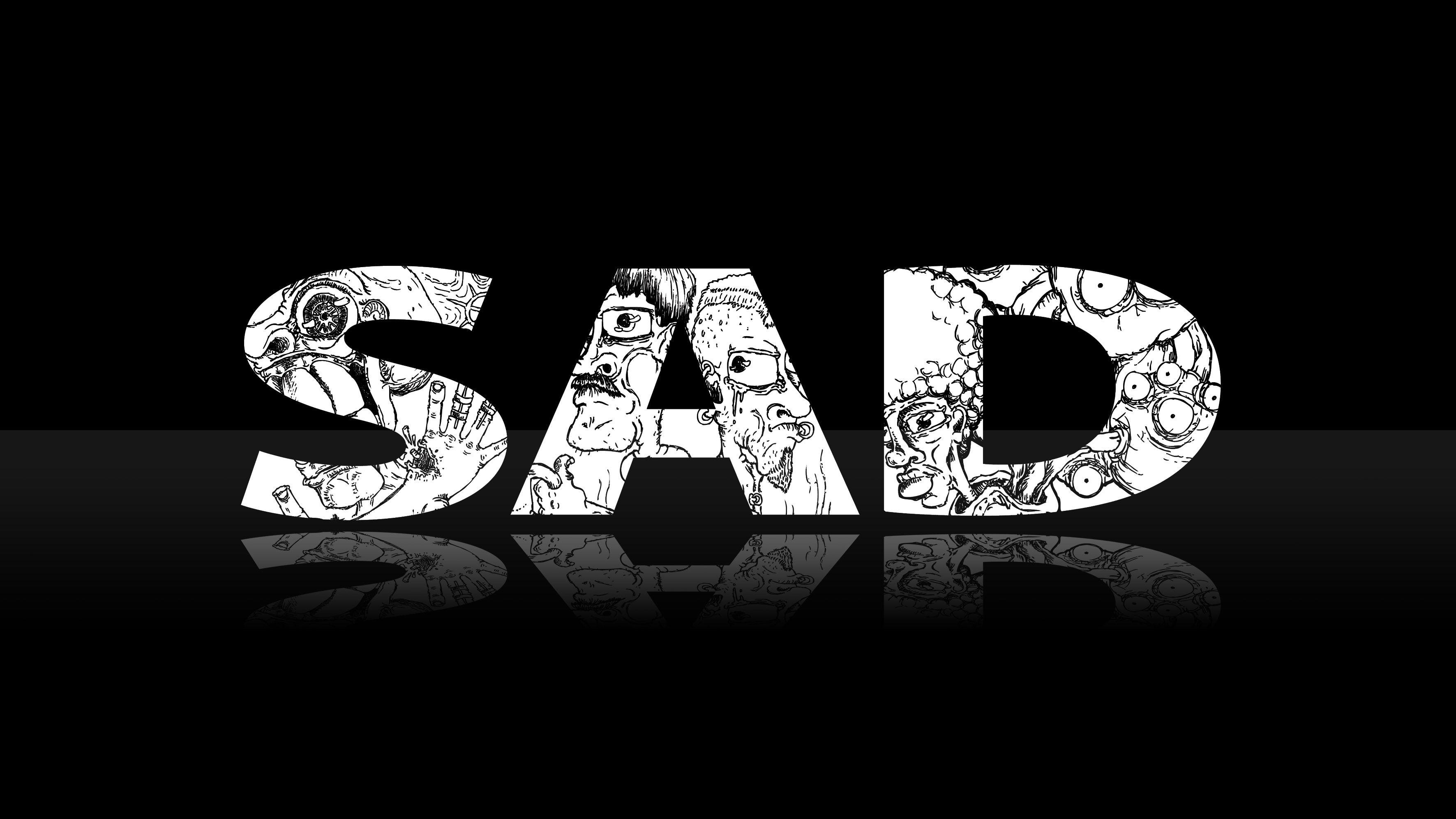 New Sad Logos Wallpapers Wallpaper Cave