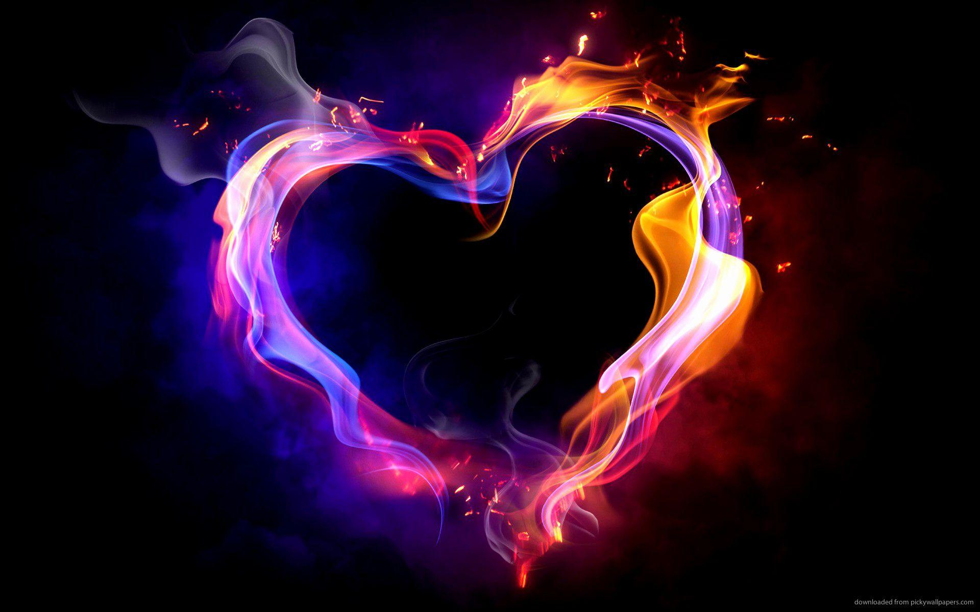 Beautiful Heart Images Wallpapers