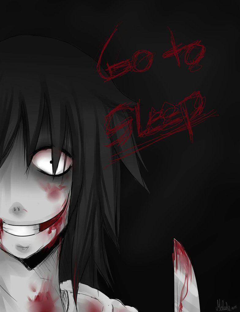 Anime Jeff The Killer