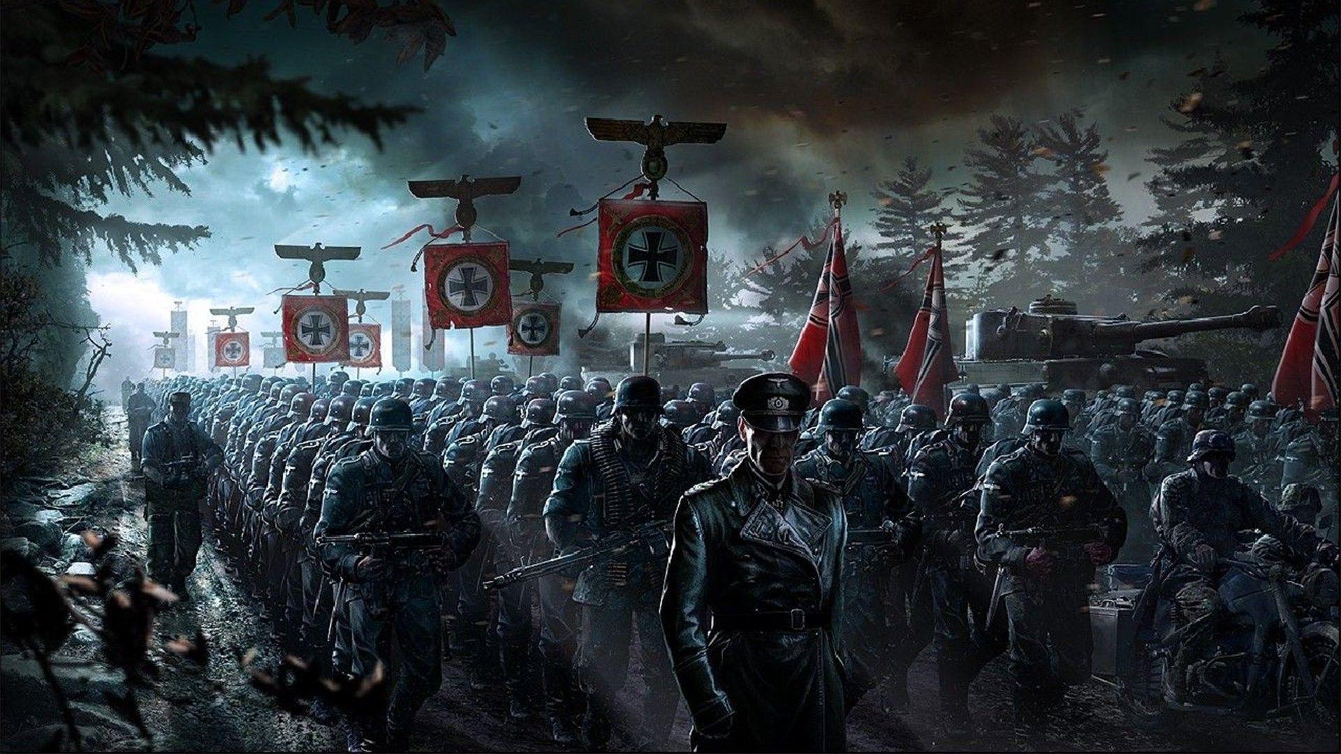 Deutsche Wehrmacht Wallpaper