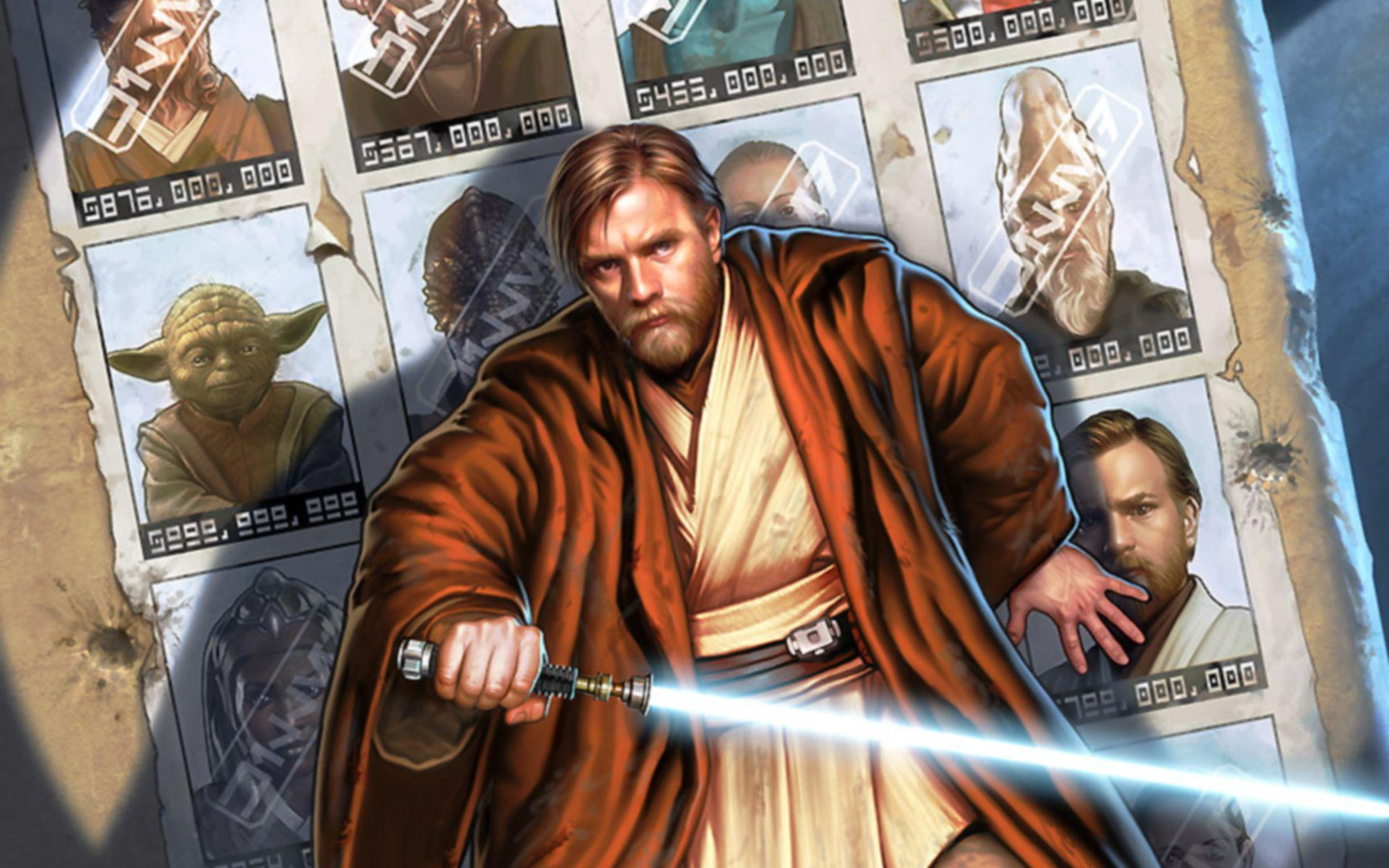 Obi Wan Kenobi Wallpapers Hd Wallpaper Cave