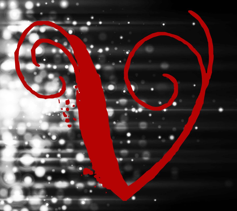 Generous R K Alphabet Wallpaper In Heart Pictures Inspiration