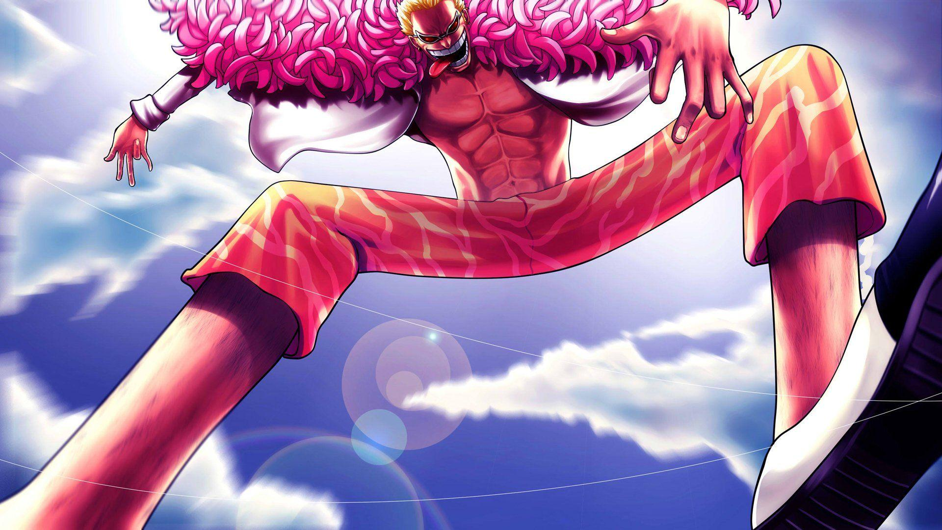 Doflamingo Wallpapers Wallpaper Cave
