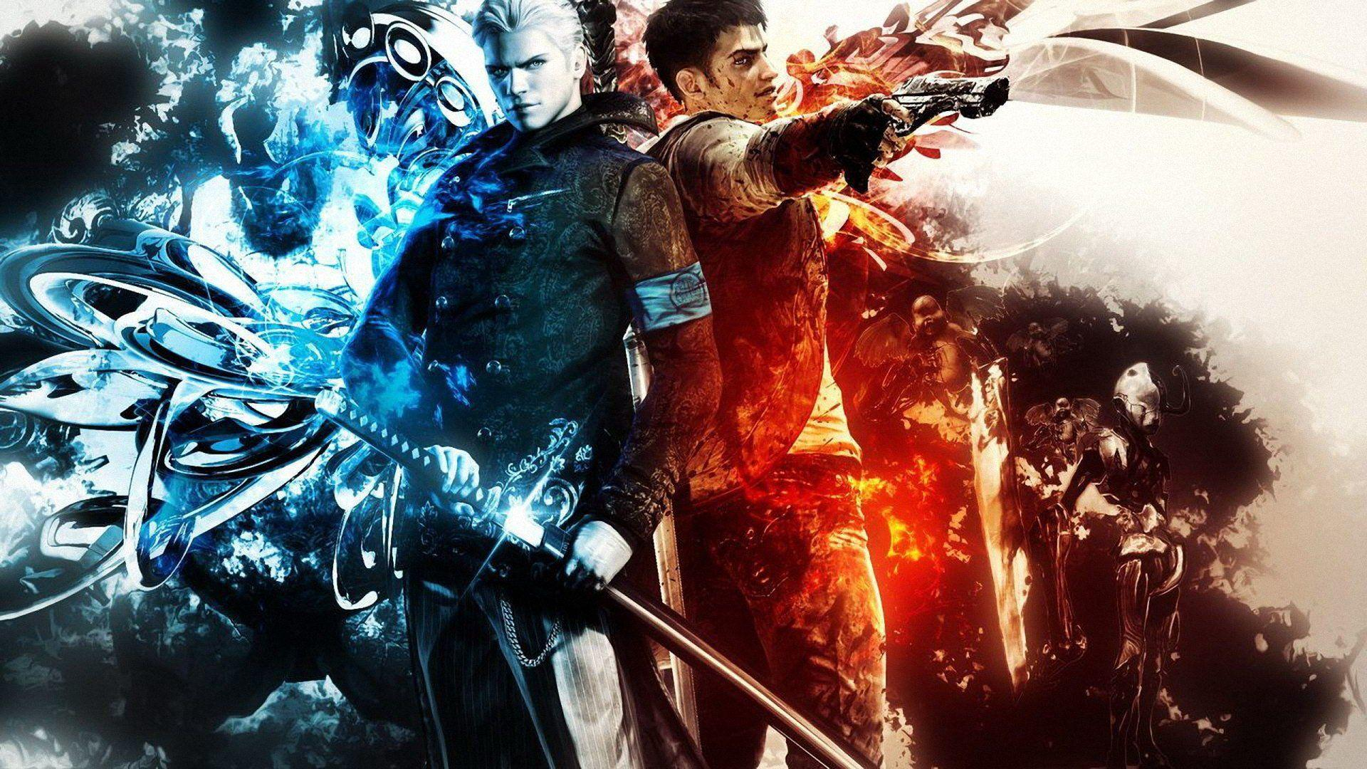 Devil May Cry 5 Wallpapers Wallpaper Cave