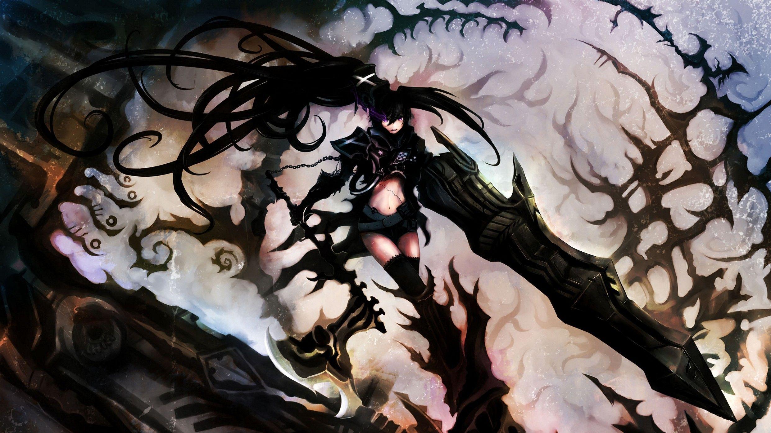 Badass Anime Wallpaper 10