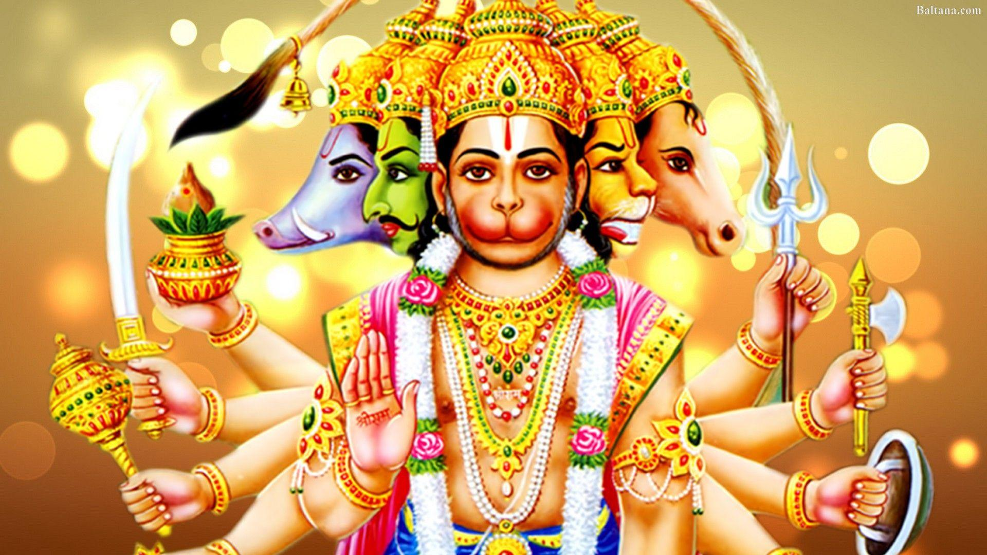 Hanuman HD Wallpapers - Wallpaper Cave