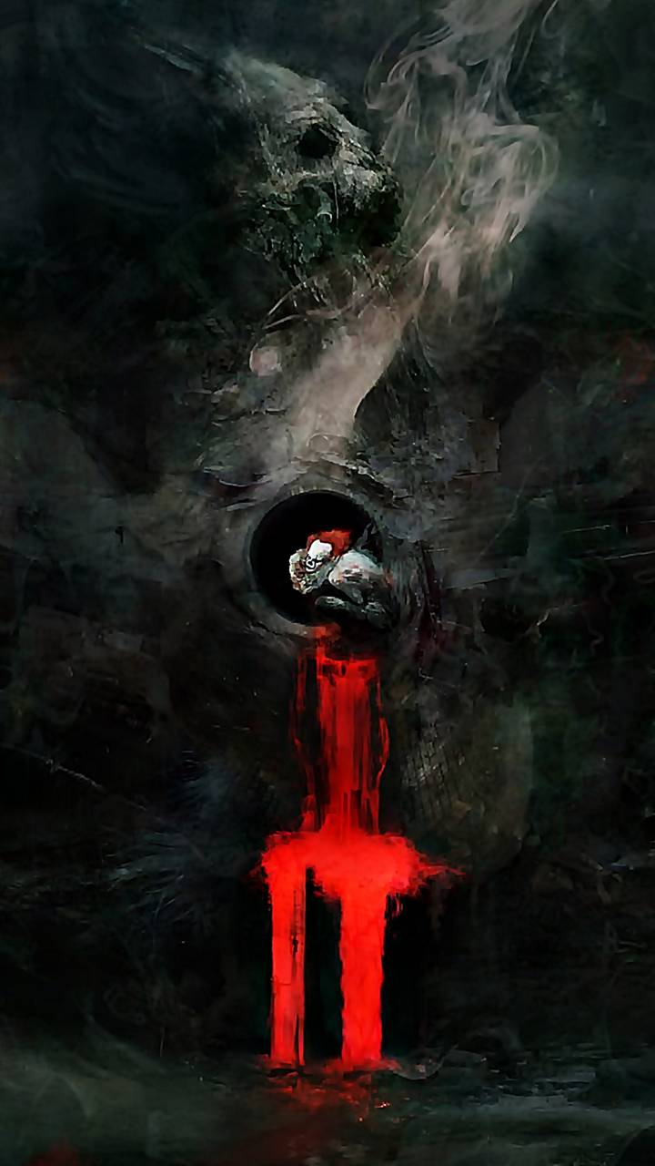 it pennywise wallpaper by susbulut • ZEDGE™ - free your phone