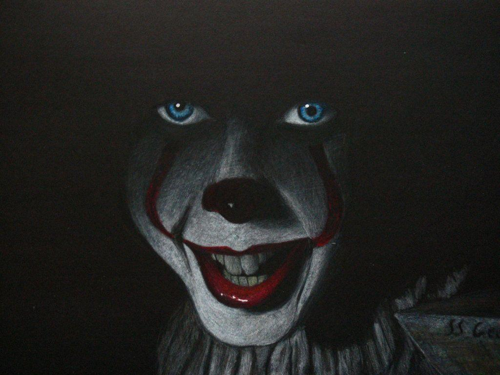 Pennywise The Clown Wallpaper - ModaFinilsale