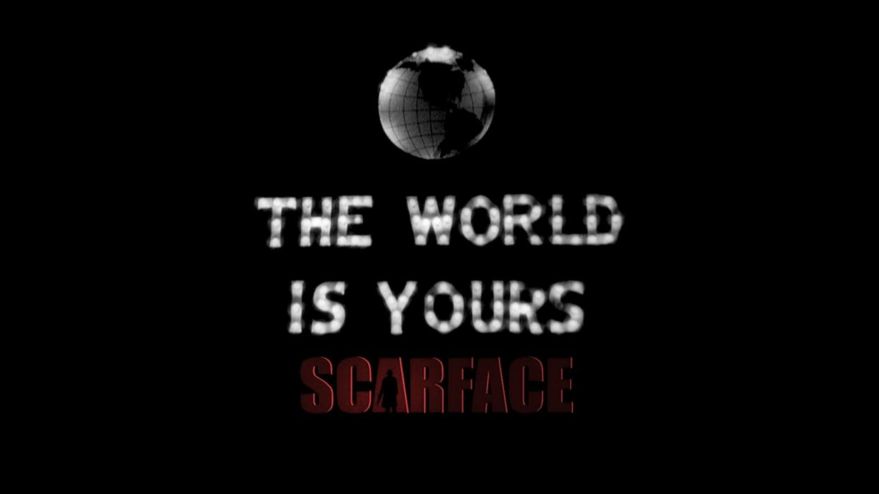 1932 Scarface The World Is Yours wallpaper | 1920x1080 | 414376 .