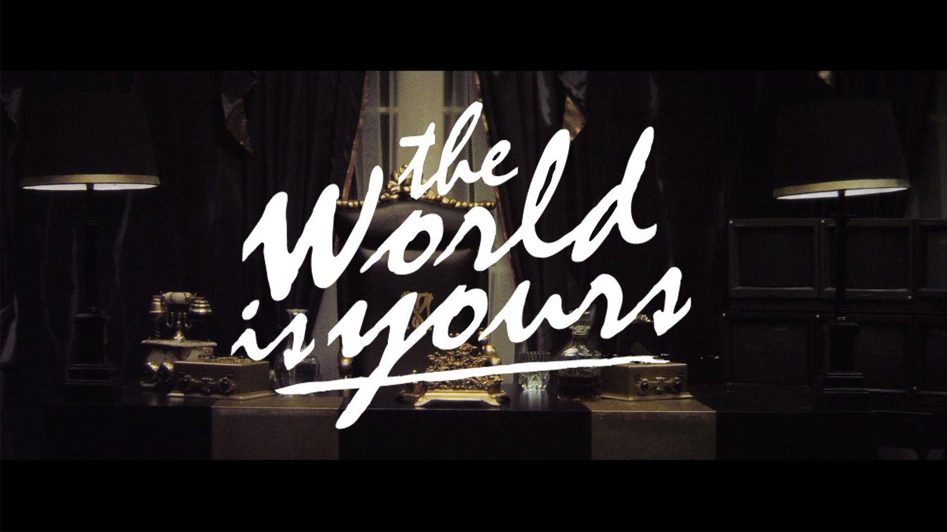 The World is Yours (2015) - Trailer - YouTube