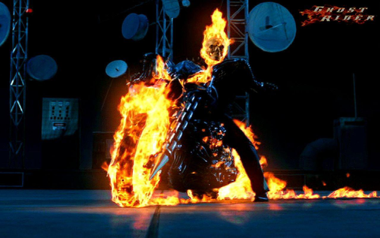 Download Ghost Rider HD Wallpapers In Screen Resolution 1280x800