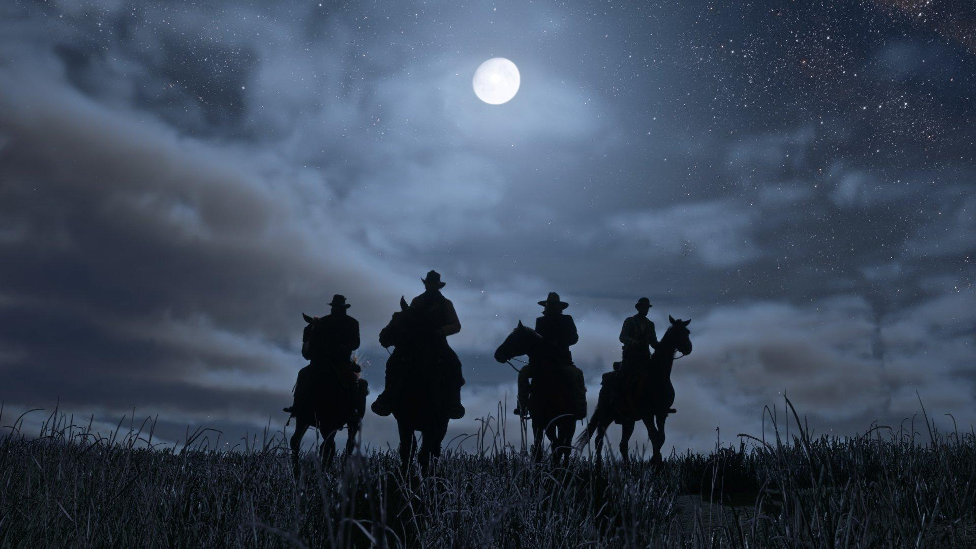 Top 11 Red Dead Redemption 2 Wallpapers In 4k And Full Hd