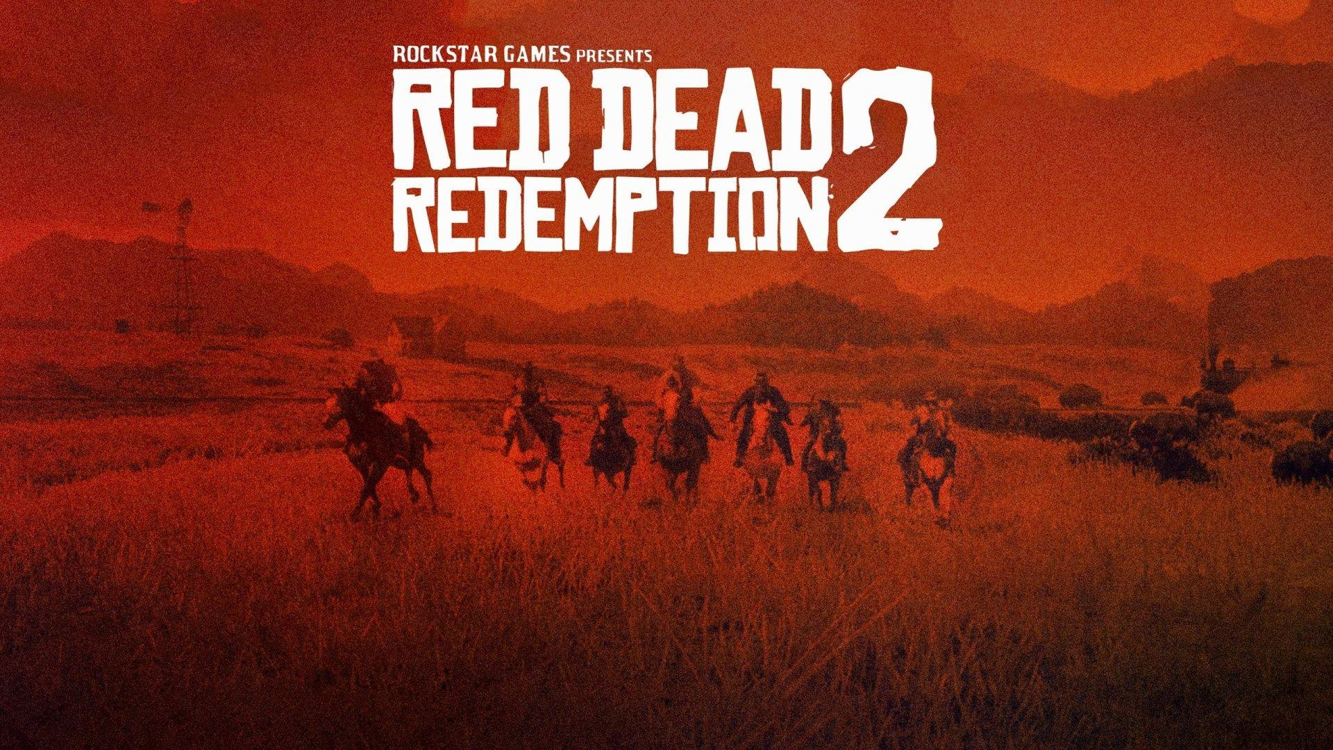 Red Dead Redemption 2 HD Wallpapers - Wallpaper Cave