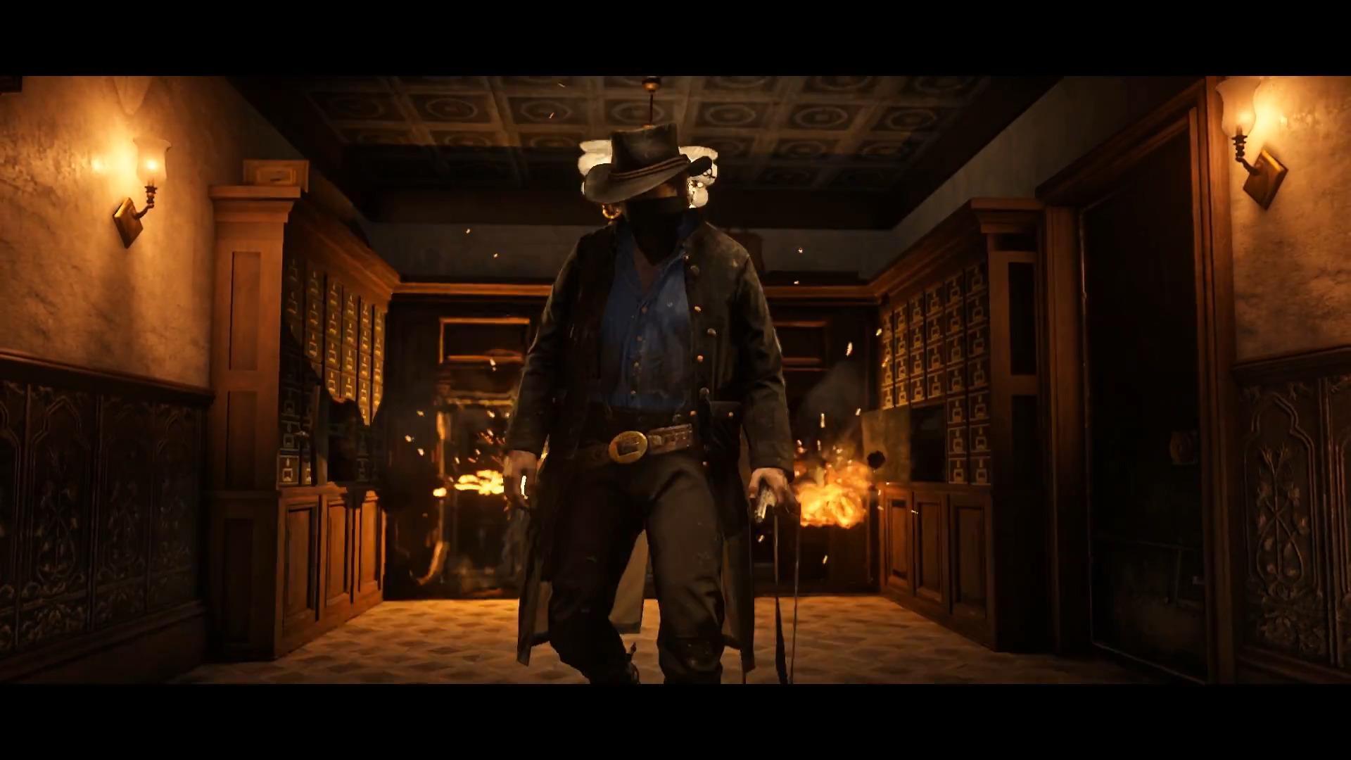 Best 42 Red Dead Redemption Backgrounds On Hipwallpaper