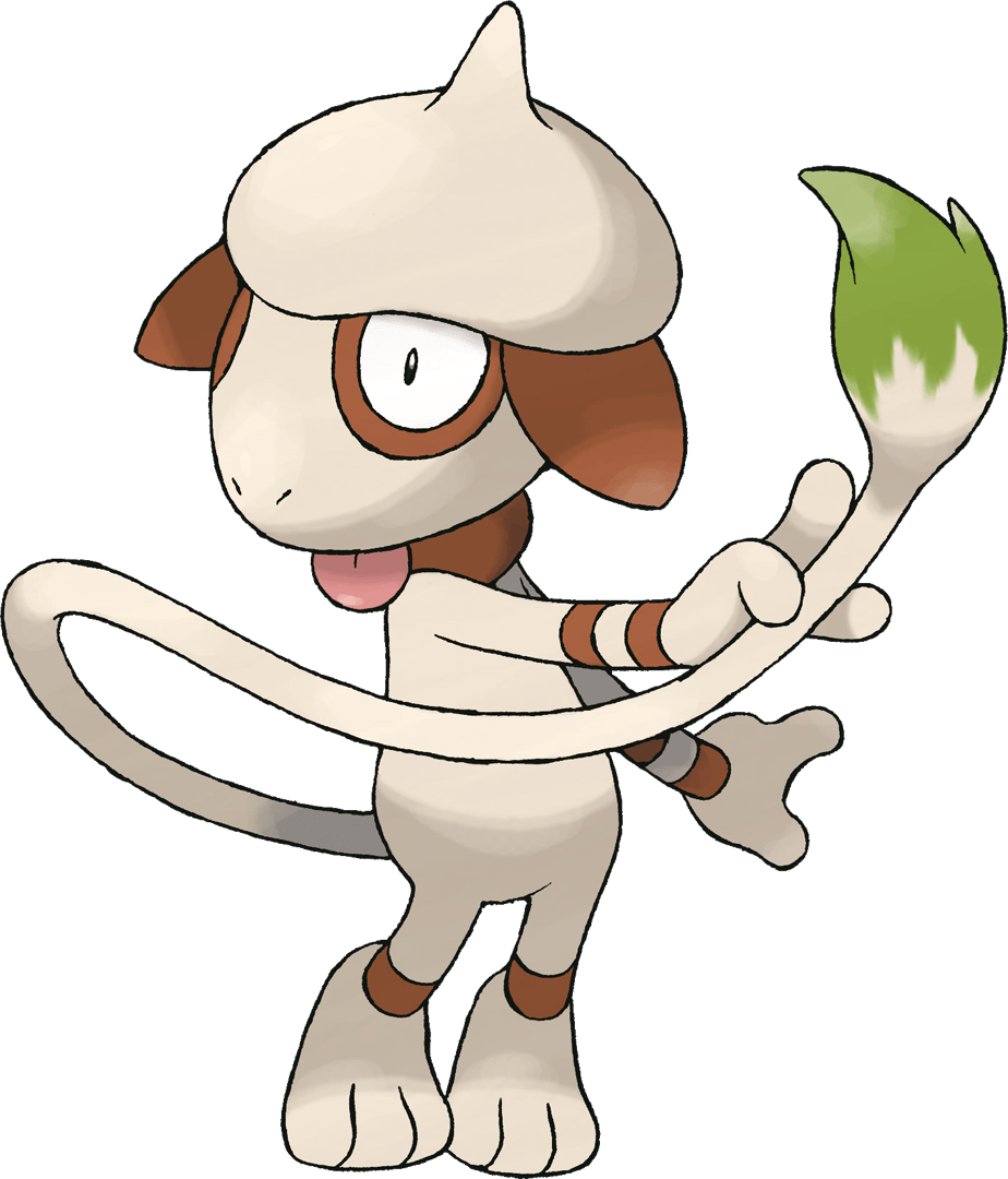 Smeargle screenshots, image and pictures