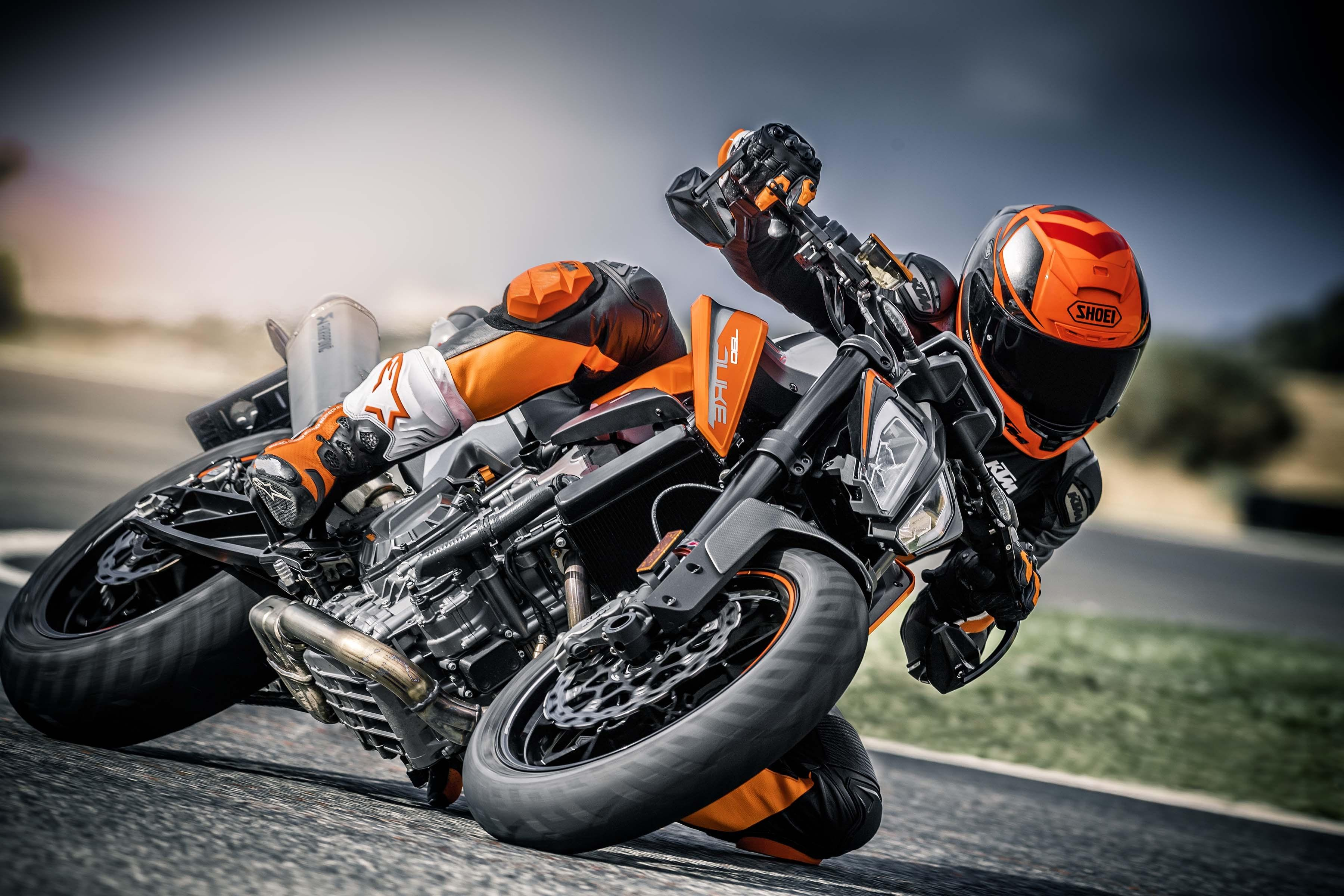 Wallpaper KTM 790 Duke, 2018, 4K, Automotive / Bikes, #10960