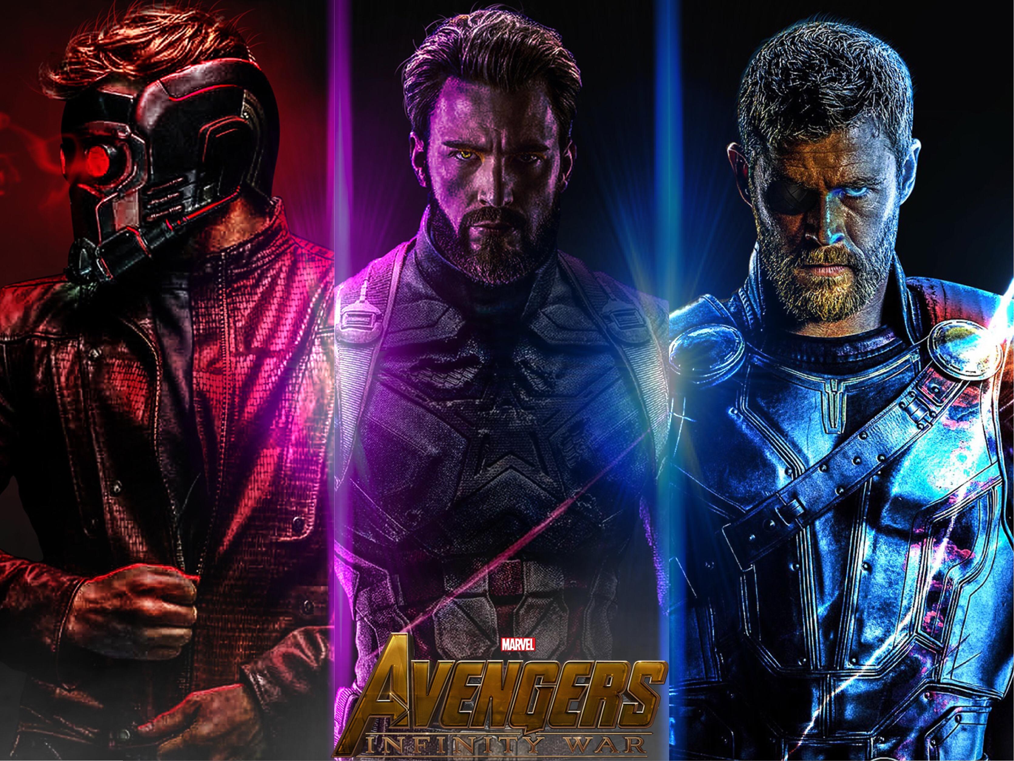 Infinity War Thor Wallpapers - Wallpaper Cave