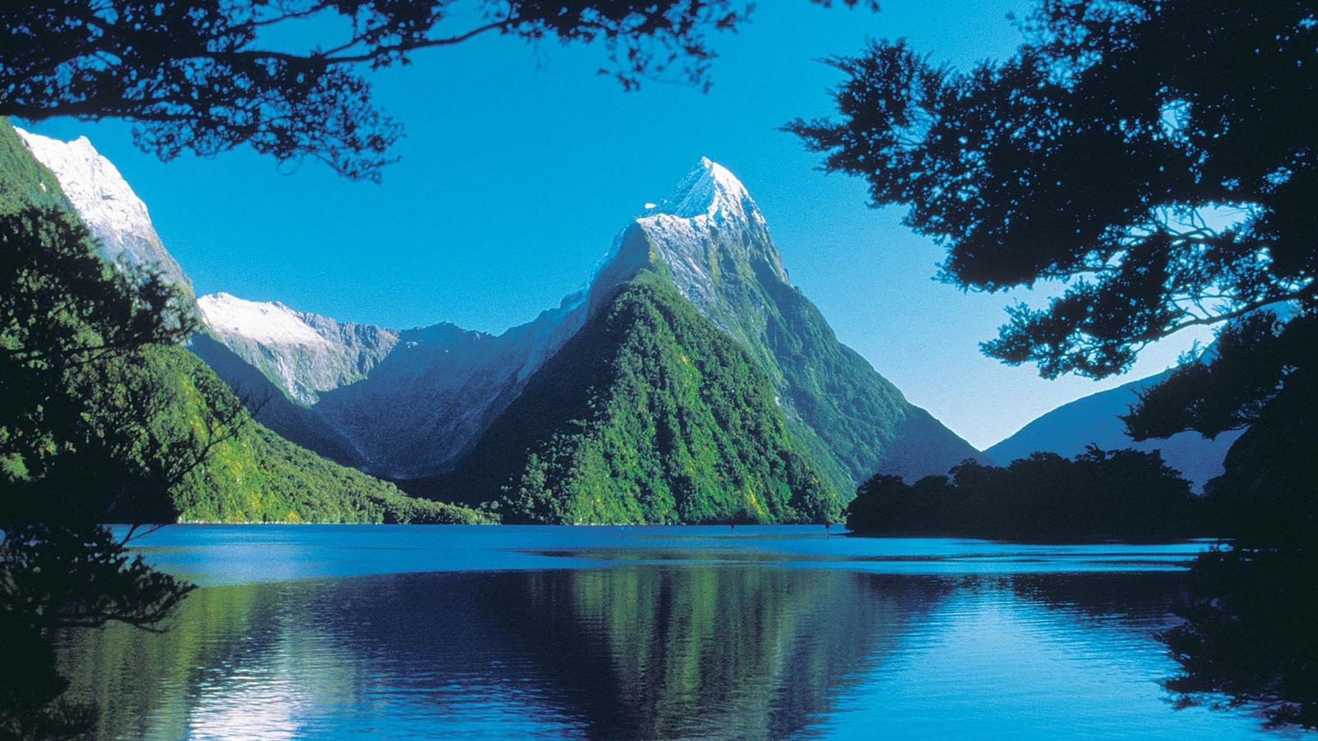 Fiordland National Park Wallpapers Wallpaper Cave