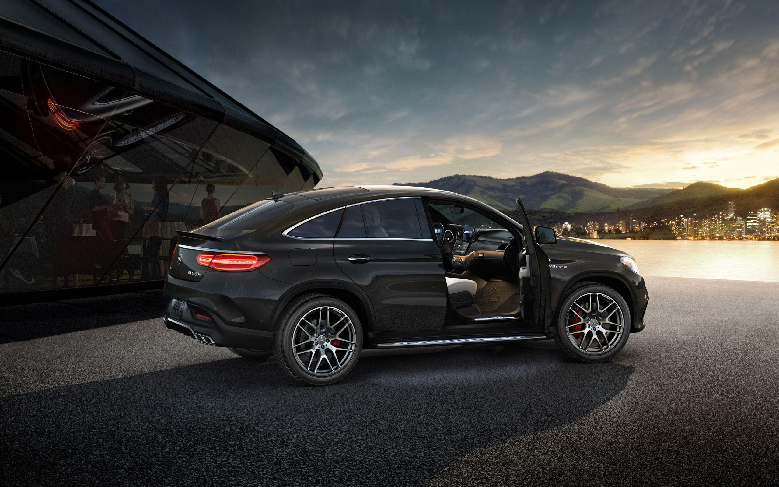 Mercedes GLE Wallpapers - Wallpaper Cave