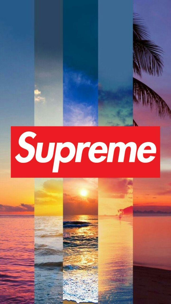 Supreme bart wallpapers wallpaper cave - Hd supreme iphone wallpaper ...