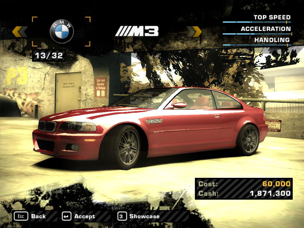 Nfs Most Wanted BMW Wallpapers - Wallpaper Cave