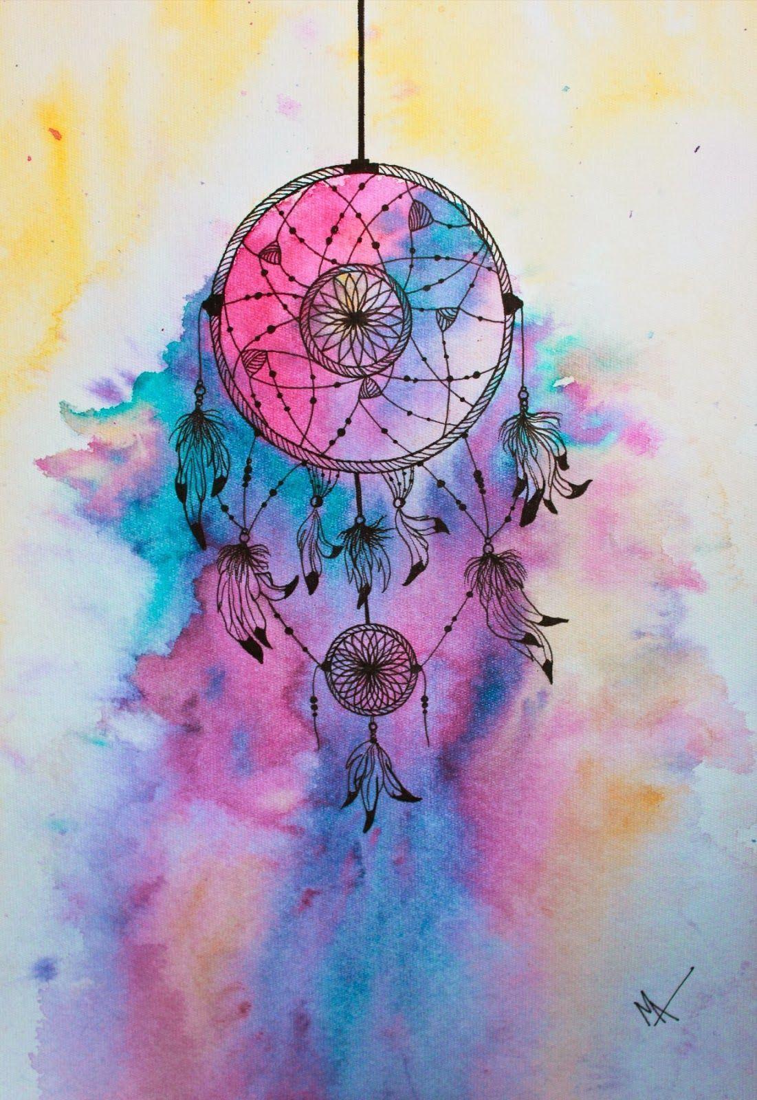 Dream Catcher Iphone | Dream Catchers | Pinterest | Watercolor .