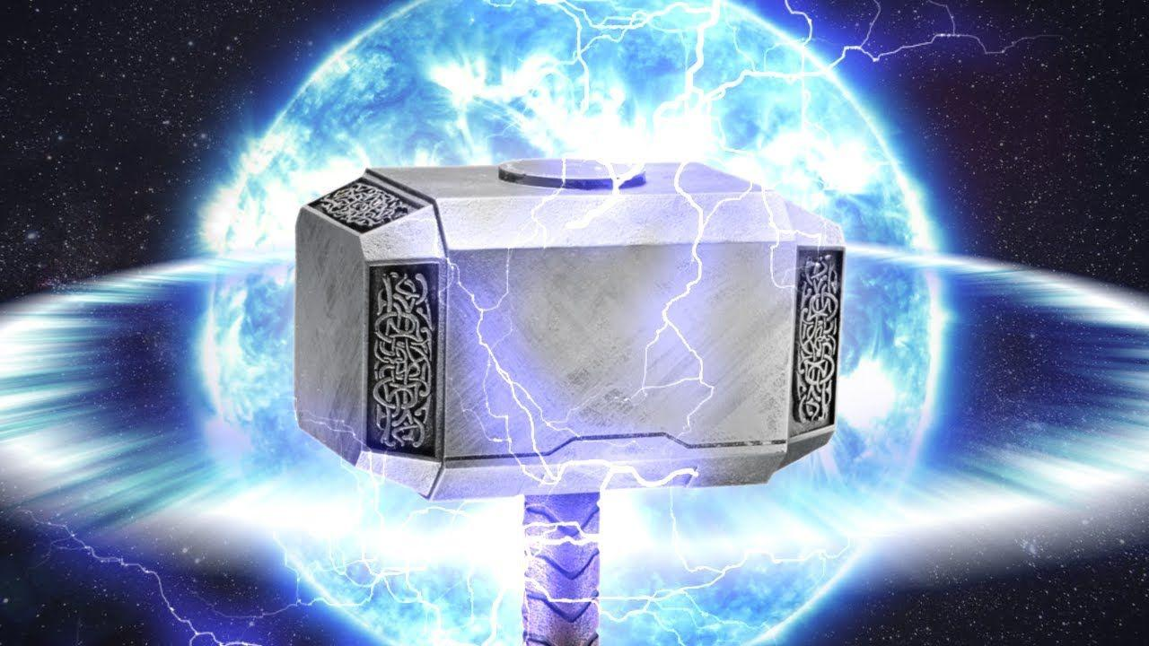 How Much Does Thor's Hammer Weigh? by Vsauce3