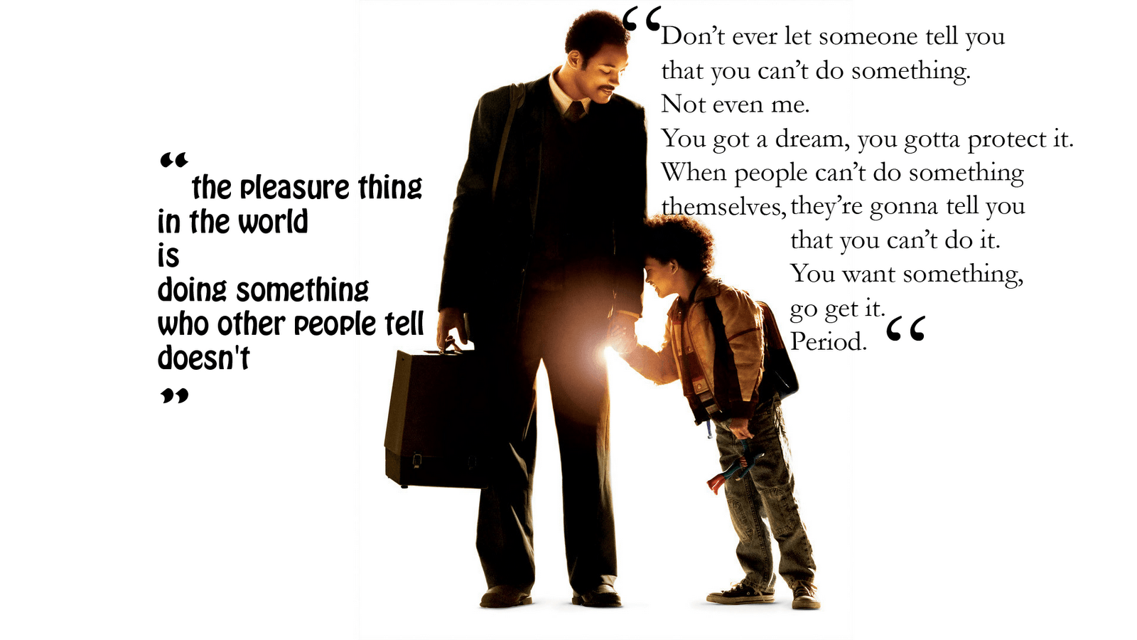 The Pursuit Of Happiness Quote Wallpapers Hd Wallpaper Cave