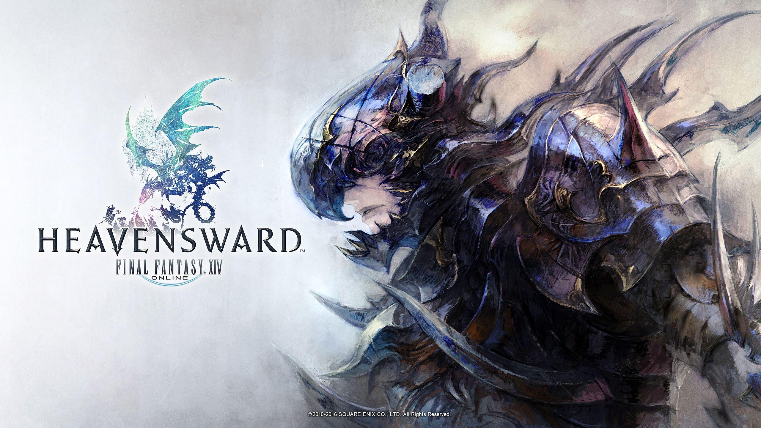 Ff14 Hd Wallpapers Wallpaper Cave