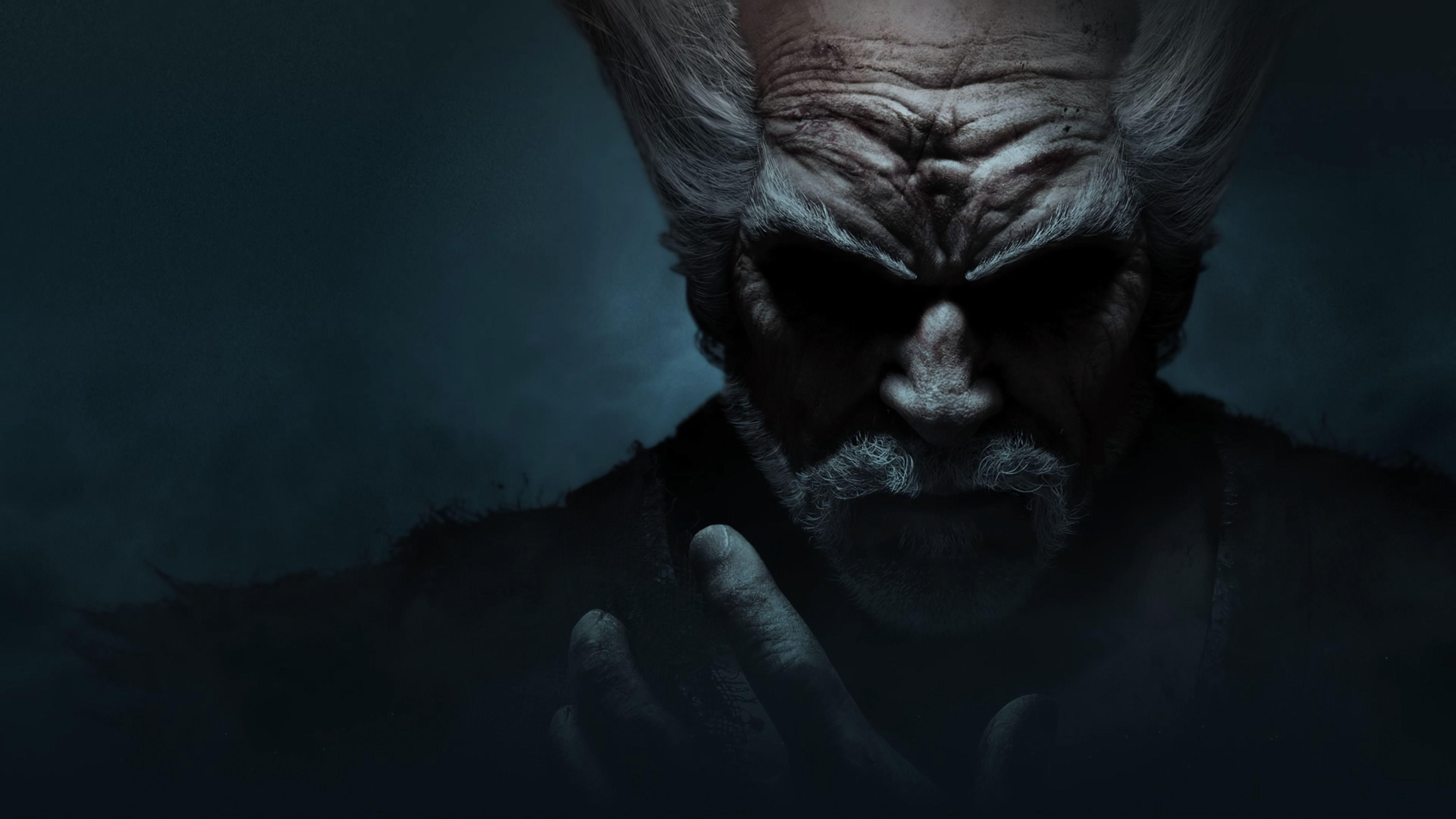 Tekken 7 Heihachi Wallpapers Wallpaper Cave