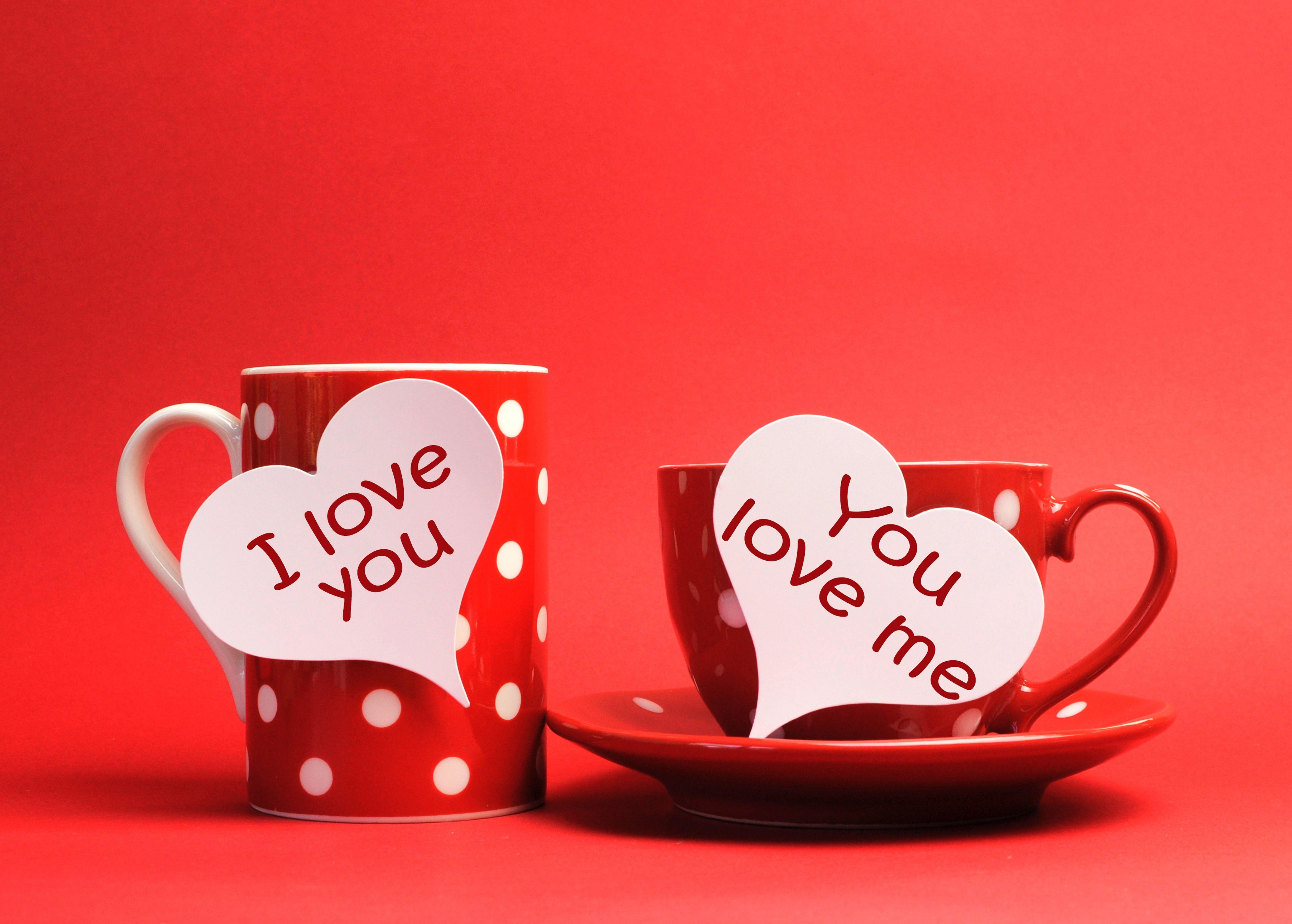 Love I Love You 3D wallpapers